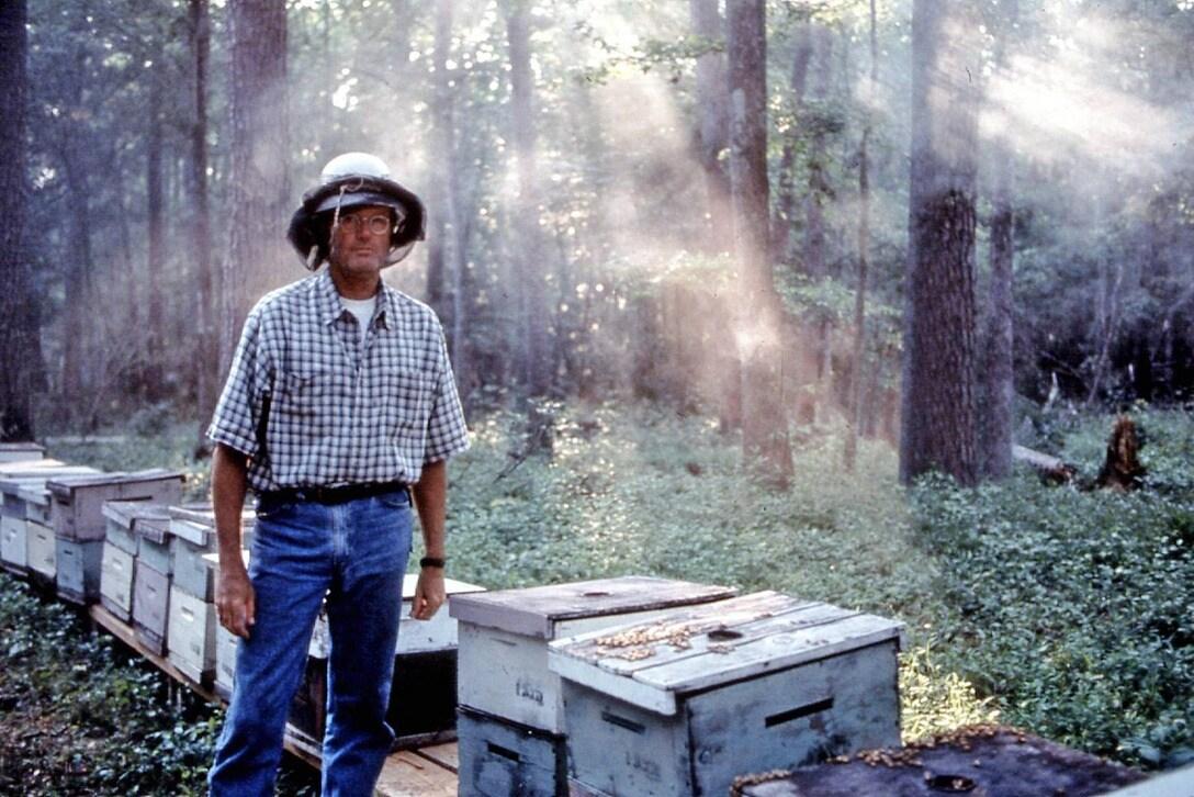"Reife Altersrolle: Peter Fonda in ""Ulee's Gold""."
