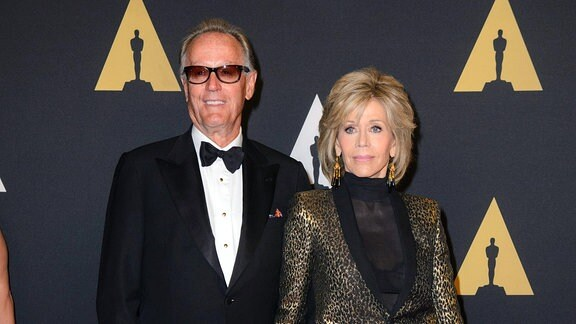 Peter und Jane Fonda, 2015
