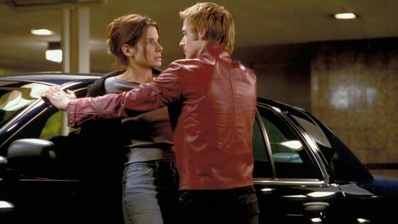 Sandra Bullock und Ryan Gosling in einer Szene aus 'Mord nach Plan'