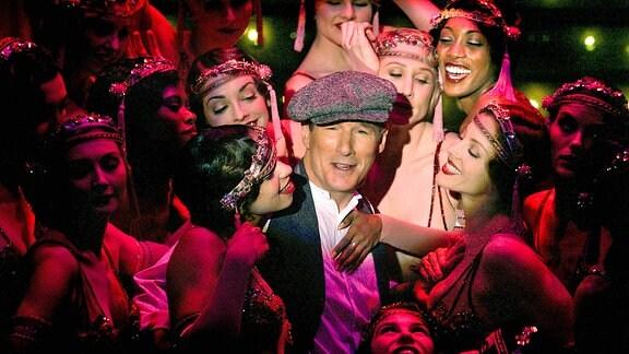 Richard Gere im Musical Chicago