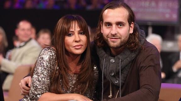 Simone Thomalla und Silvio Heinevetter, 2012