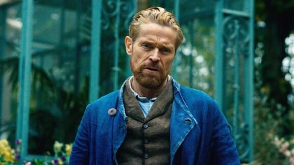 Willem Dafoe als Vincent van Gogh, 2018