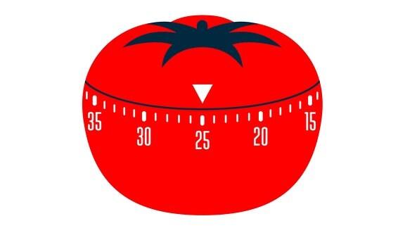 Tomaten Uhr (Timer)