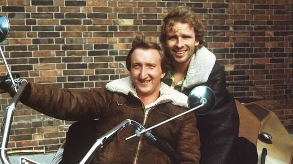 Thomas Gottschalk und Mike Krüger, 1984