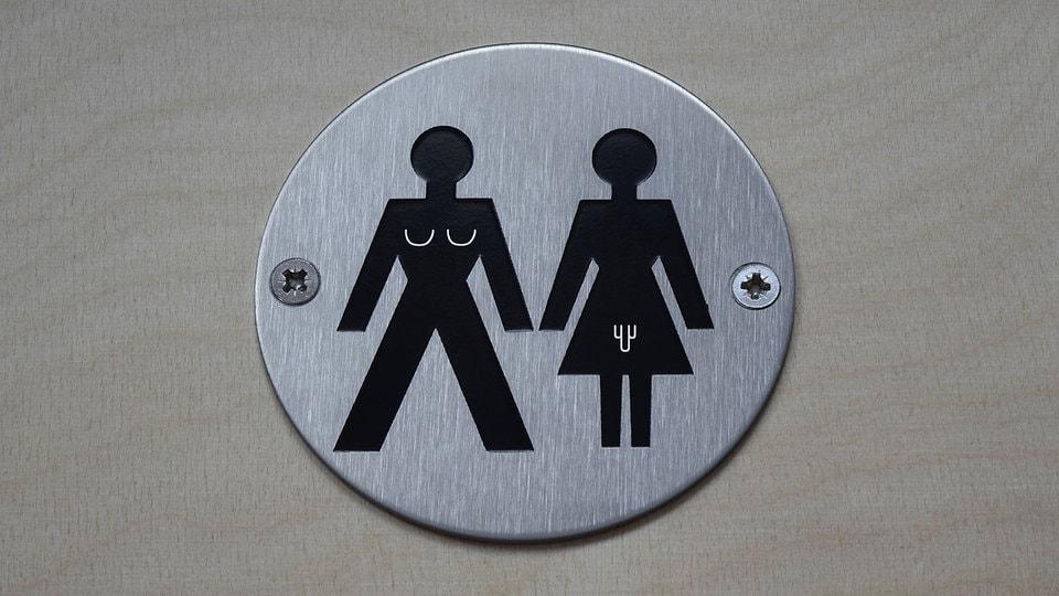Frau zu transsexualität test mann Bin ich
