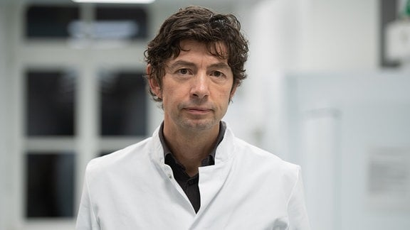 Christian Drosten, Direktor des Instituts für Virologie an der Charité in Berlin