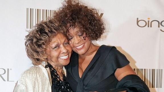 Cissy Houston und Whitney Houston