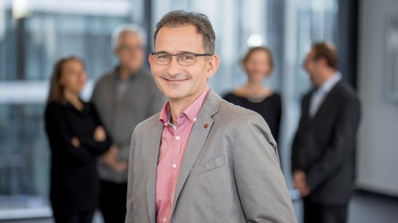 Ekkehard Vogler, Musikvermittler bei MDR-Clara