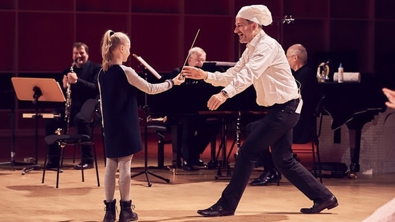 """Fotos vom Familienkonzert """"Kulinarisches Duett"""""""