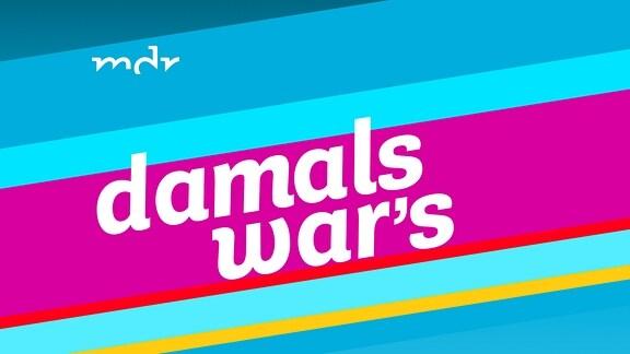 Damals war's - Logo