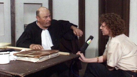 Elf 99 von 31.10.1990 mit Manfred Krug