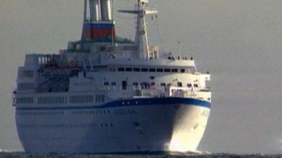 """Urlauberschiff MS """"Arkona"""""""