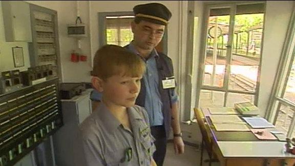Bahnpersonal