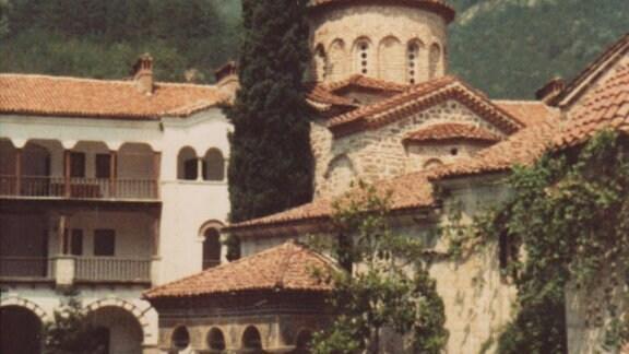 Batshkovo Manastir in Bulgarien