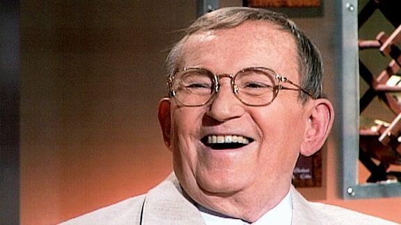 Der Komiker Eberhard Cohrs