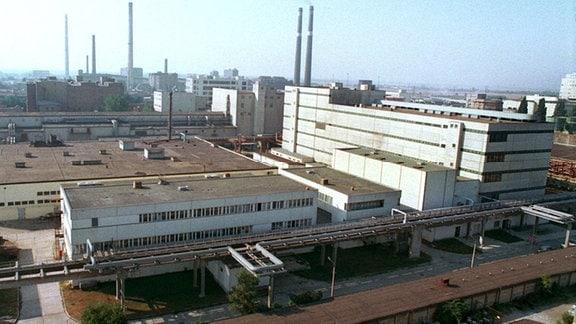 Filmfabrik Wolfen ORWO