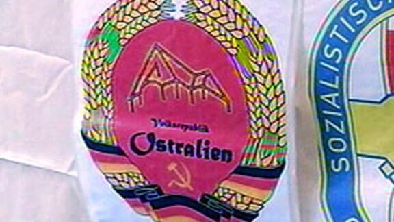 Bild vom Parteiabzeichen der SEO