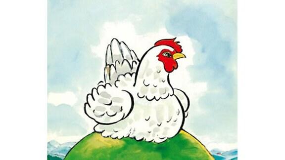 Hannes Hüttner: Meine Mutter, das Huhn