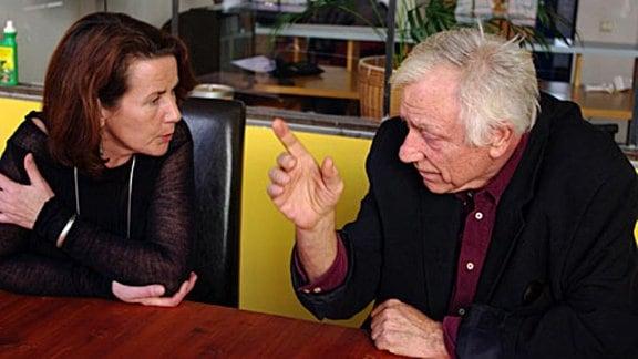 Dr. Ute Gebhardt im Gespräch mit Stefan Jerzy Zweig