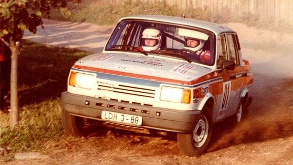 AWE W 1.3 XXX. Wartburg Rallye 1988