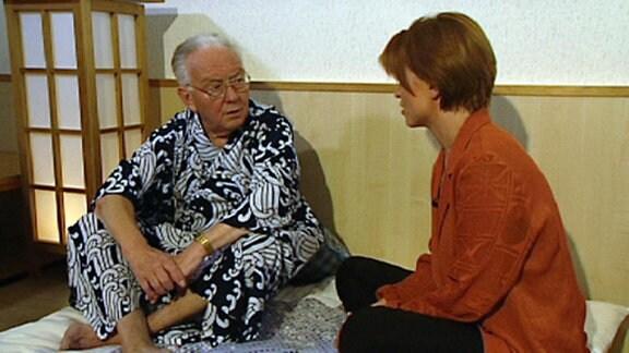 Rolf Anschütz und Ulrike Nitzschke
