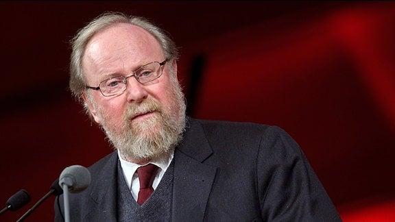 Wolfgang Thierse, ehemaliger Bundestagsvizepräsident (SPD)