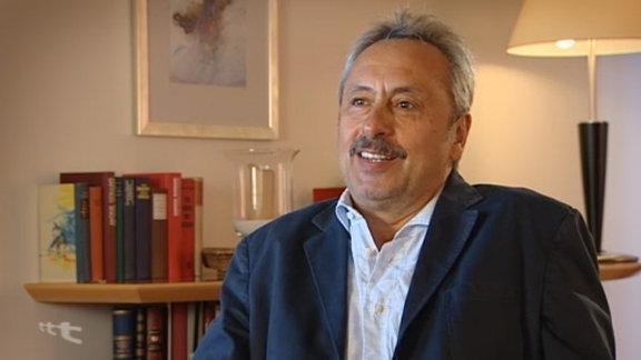 Schauspieler Wolfgang Stumph