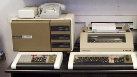 Der K 8924 ist ein 8-bit Rechner, der unter anderem in Banken, bei der Post und der Deutschen Reichsbahn zum Einsatz kam.
