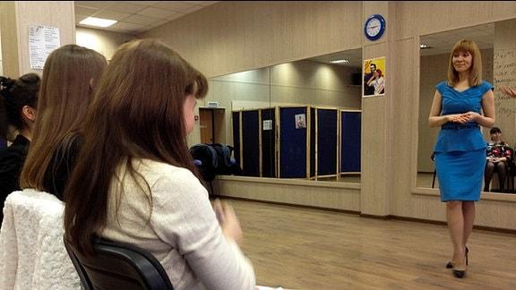 Flirten auf russisch mediathek