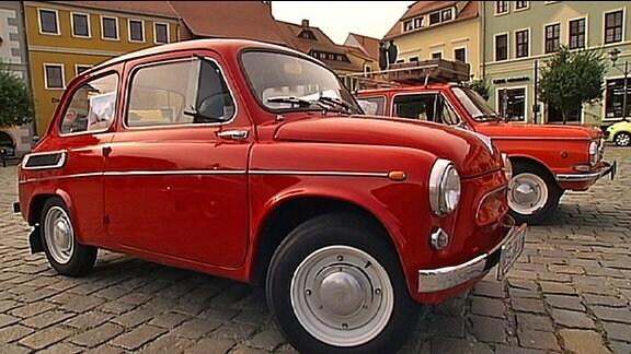 Roter Zaporosch 965