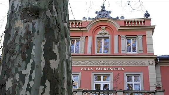 Villa Falkenstein goldstaubviertel radebeul was ist dran am klischee mdr de