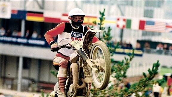Jens Scheffler, vierfacher Europameister und Trophy-Sieger/Mannschafts-Weltmeister 1987
