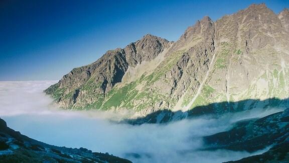 Berge der Hohe Tatra.