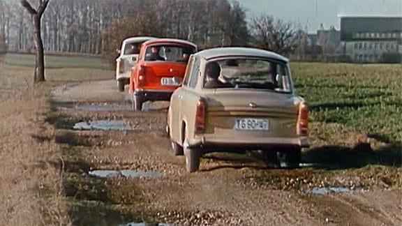 Der Trabant 601 aus Zwickau
