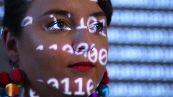 Frederike Kaltheuner von Privacy International sieht den Handel mit Daten kritisch.