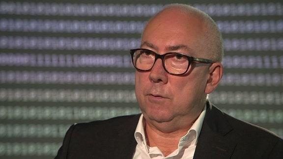 Gerd Billen, Staatssekretär im Justizministerium.
