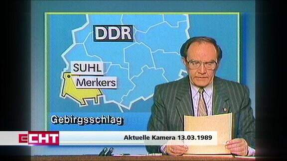 Erdbeben - Signale aus der Tiefe