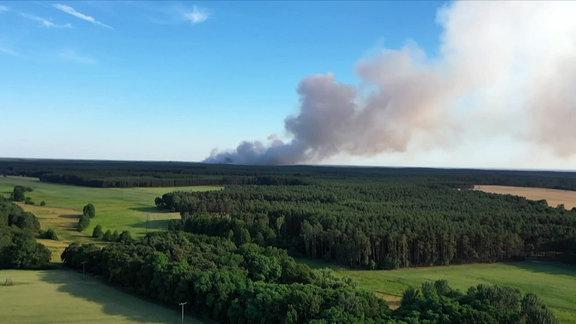 ECHT!: Feuerwehren in Not - Gefährliche Waldbrandbekämpfung /Protagonisten