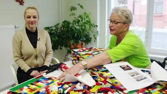 Henriette Fee Grützner im Gespräch