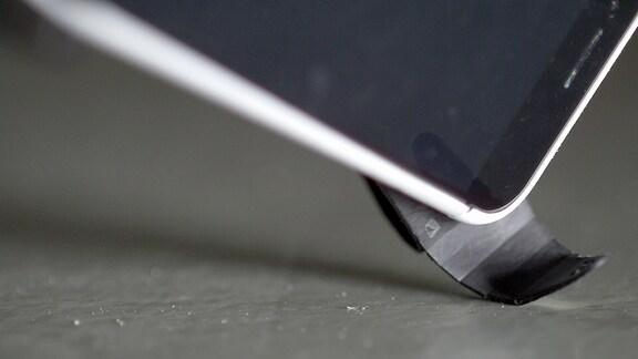 Aufprallschutz fürs Handy
