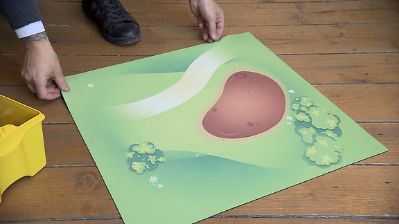 Spielmatte