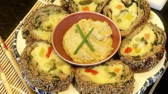 Thüringer Sushi