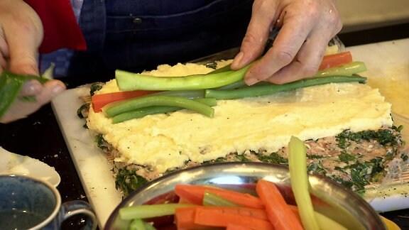 Einfach Genial, Thüringer Sushi Zubereitung