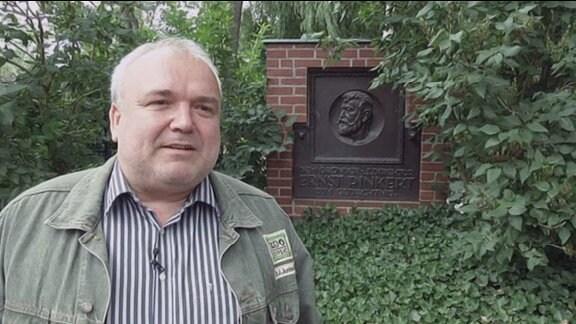 Zoodirektor Dr. Jörg Junhold