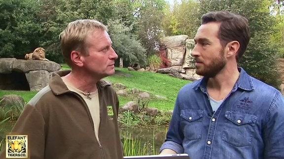 Sven Voss im Gespräch mit Jörg Gräser