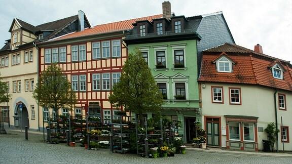 Kornmarkt - Bad Langensalza
