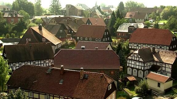 Der Osten - Entdecke, wo du lebst: Obercunnersdorf - Große Liebe Umgebindehaus