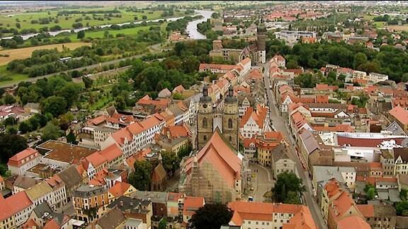 Wittenberg an der Elbe