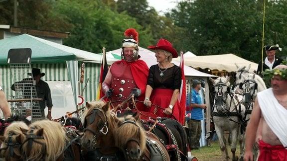 Pferde, Frauen, Feilschen - Der große Markt von Havelberg