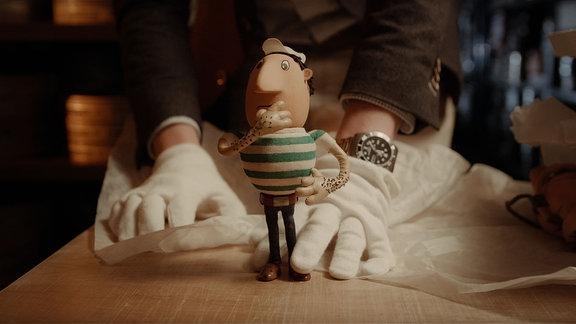 Wie Träume laufen lernen - Trickfilme aus Dresden